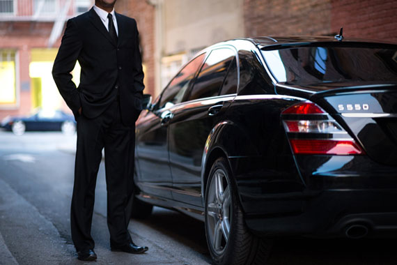 Private Event Transfer Chauffeur