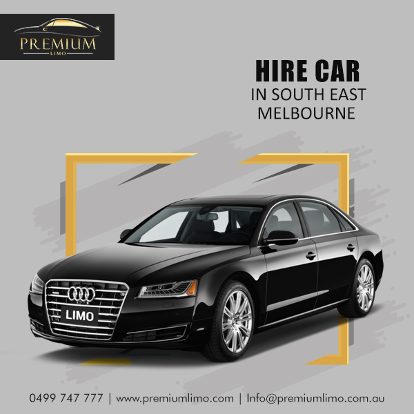 Hire car in South East Melbourne