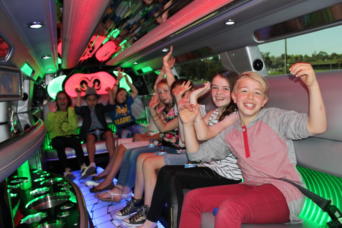 Birthday Party Limo Hire In Melbourne