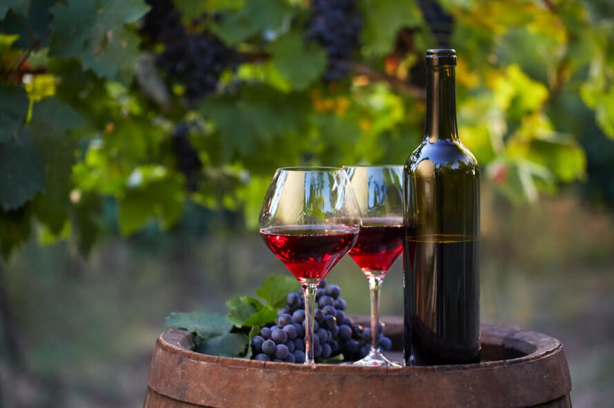 Top Winery Tours In Australia