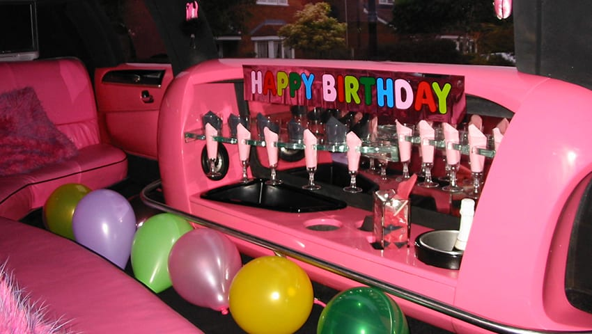 Birthday Party Limo Hire In Shepparton