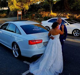 Wedding Hire Limousine Melbourne