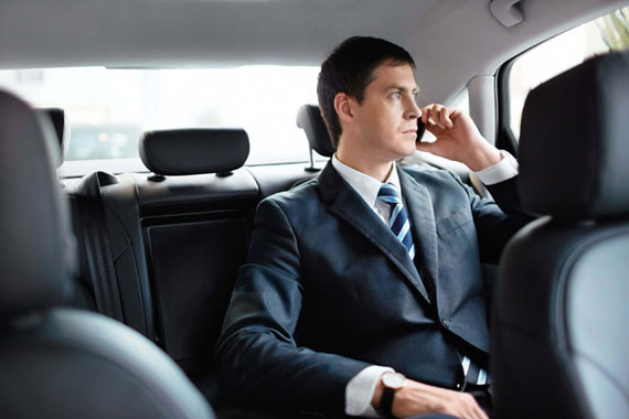 Business Travel Chauffeur Services