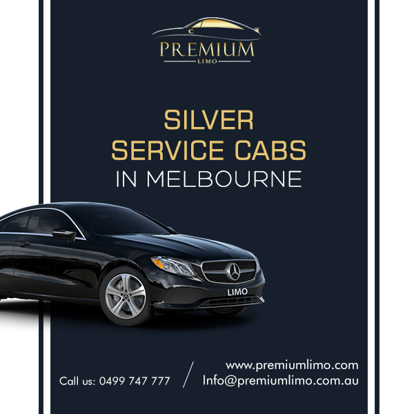Silver service taxi Melbourne