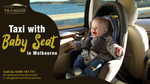 Airport taxi with baby seats Melbourne
