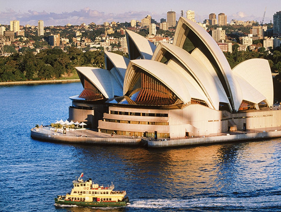 Best day tours from Sydney