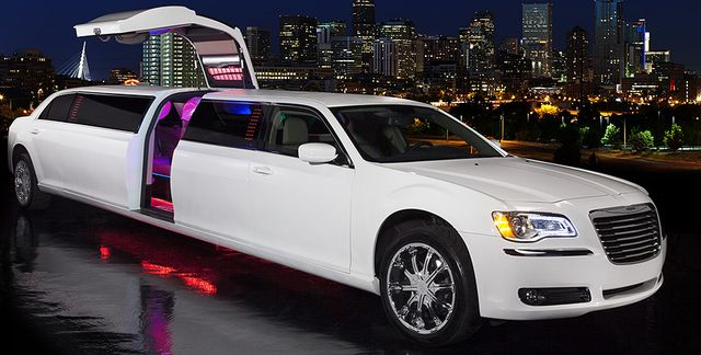 Special Occasion Limo Hire In St. Kilda