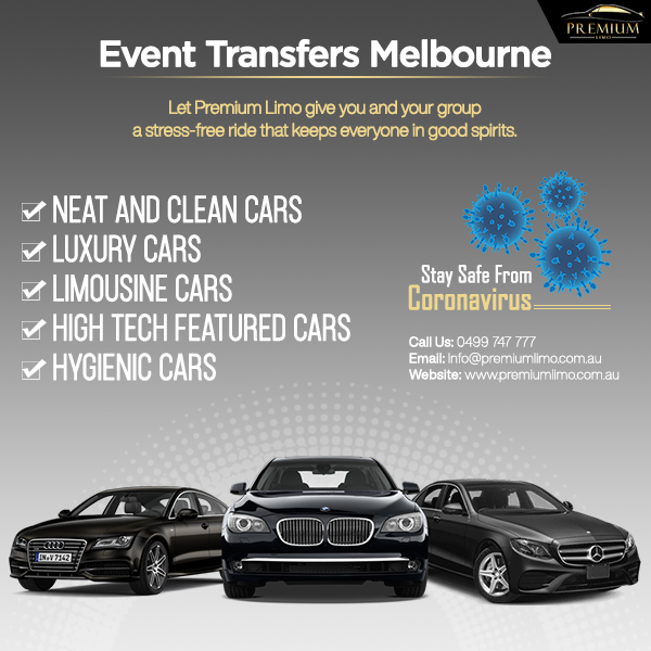 Top Benefits Of Booking Limo For Events