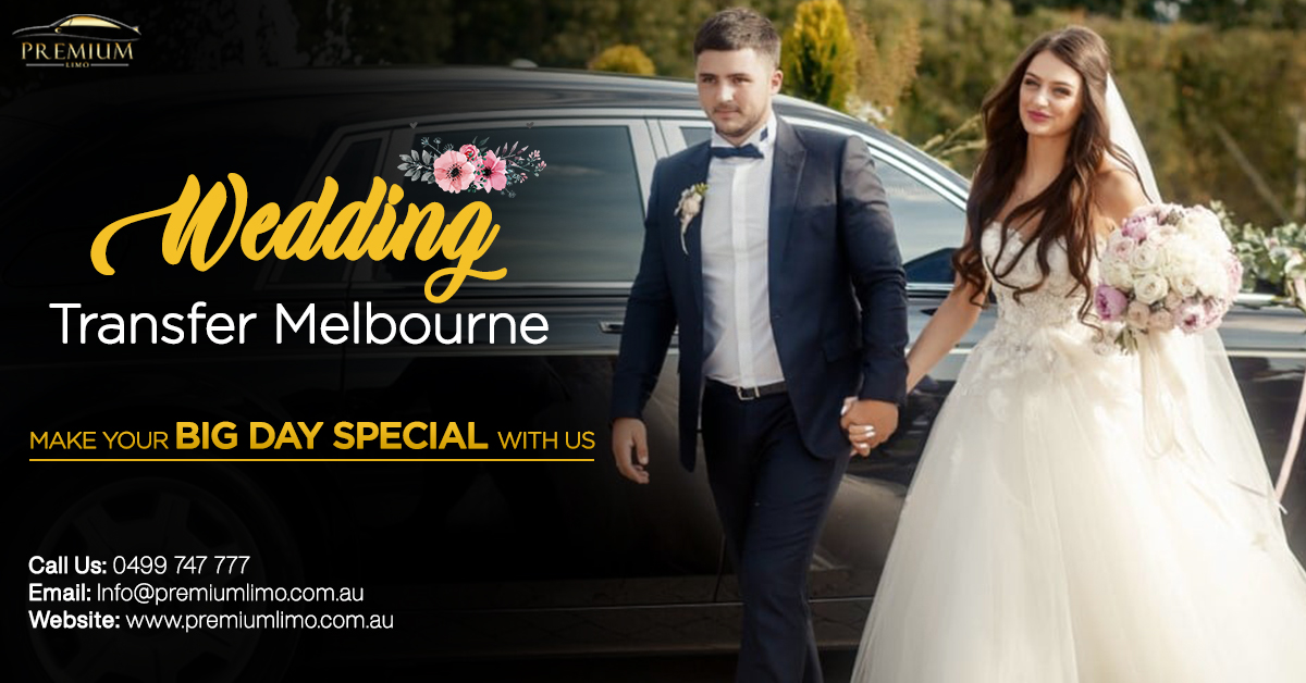 Top Benefits Of Booking Limo For Weddings